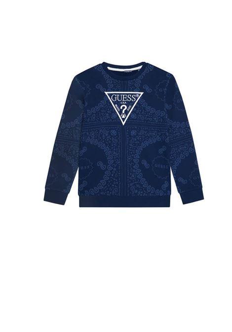 LS ACTIVE TOP  GUESS | Sweater | L1GQ04KA6R0PD40