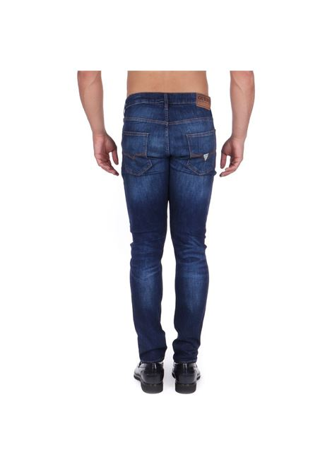 CHRIS GUESS | Trousers | M1GA27D4B74TGEN