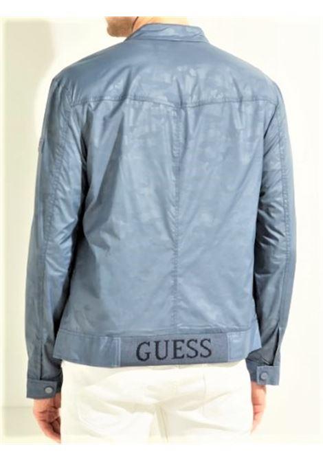 STRECH BIKER GUESS | Jacket | M1GL50WDU40PR56