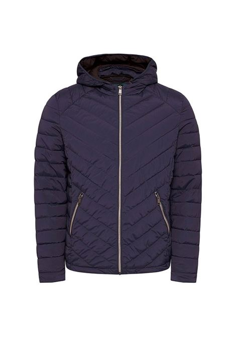 SUPER FITTED HOODED GUESS | Jacket | M1RL15WDN20G77G