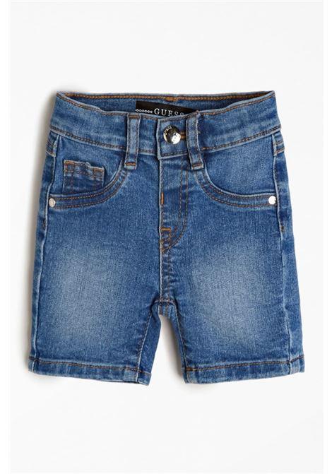 DENIM SLIM FIT PANTS GUESS | Pantaloni | N0BD00D48S0MDDL