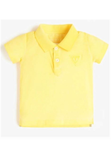 SS POLO GUESS | Maglia | N1GP01K8HM0SNLT