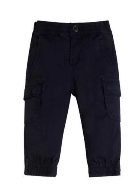 POPLIN CARGO LONG PANT GUESS | Pantaloni | N1RB00WDSX0DEKB