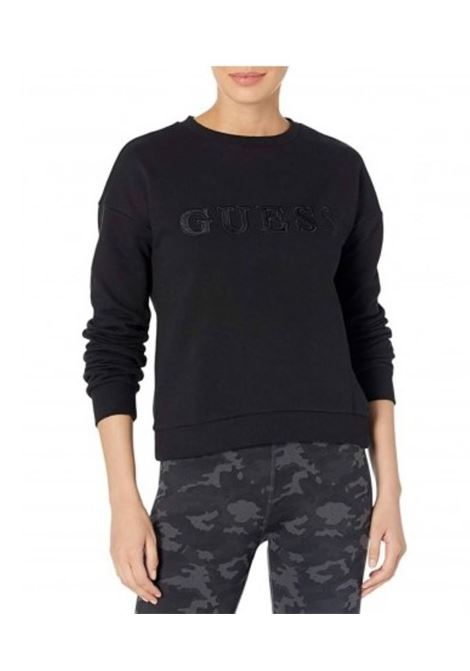 ALENA SWEATSHIRT GUESS | Sweater | O1GA01K68I1JBLK