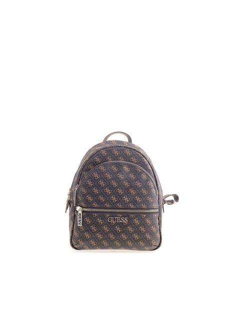 MANHATTAN   BACK PACK GUESS | Backpack | QL699432BROWN