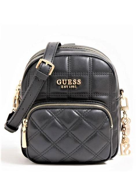 KAMINA SMALL BACKPACK  GUESS | Bag | VS811131BLACK