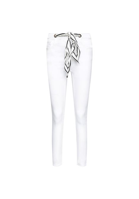 SUPER HIGH FOULAR GUESS | Trousers | W1GA36D4CS1PMOO