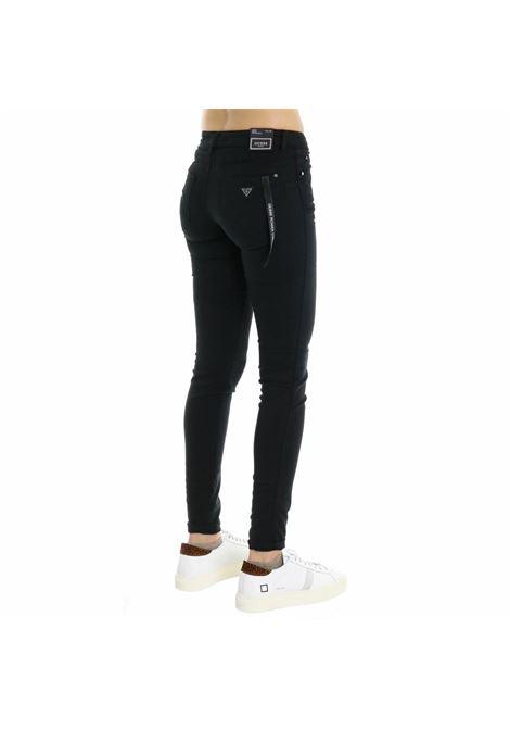 GUESS | Trousers | W1GAJ2W77REJBLK