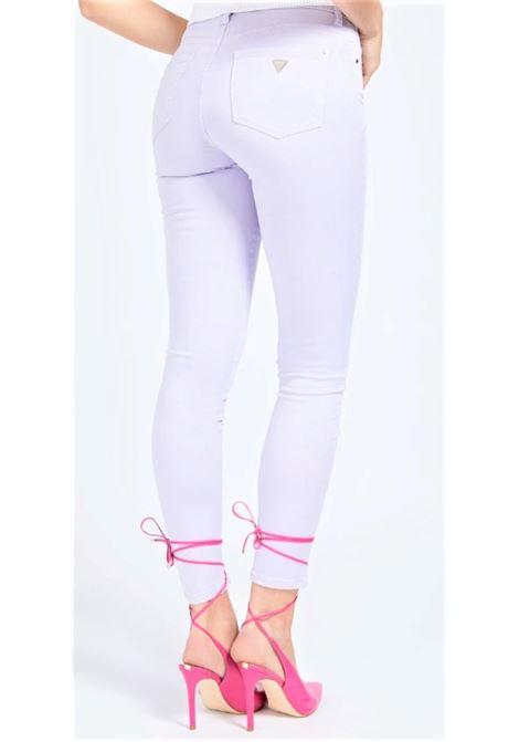 SEXI CURVE GUESS | Trousers | W1GAJ3W93CEG472