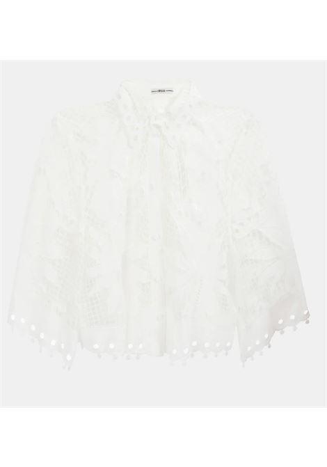 LS PALMIRA SHIRT GUESS | Camicia | W1GH0DWDW20TWHT