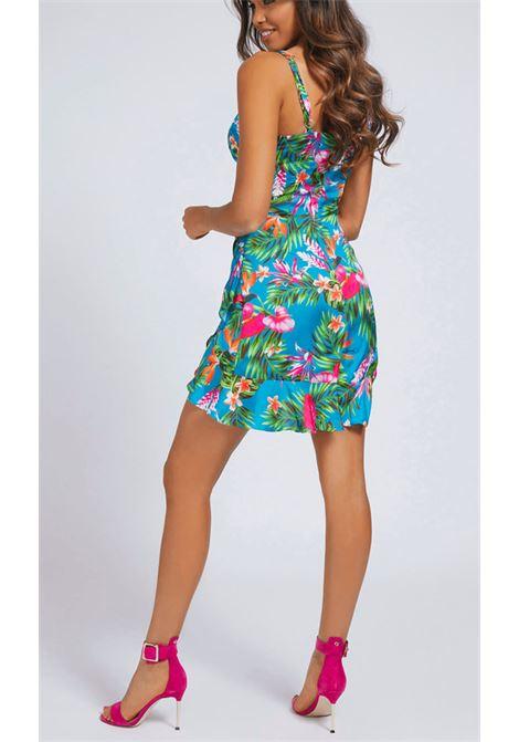 LARISSADRESS GUESS | Dress | W1GK0WWCUN0P76M