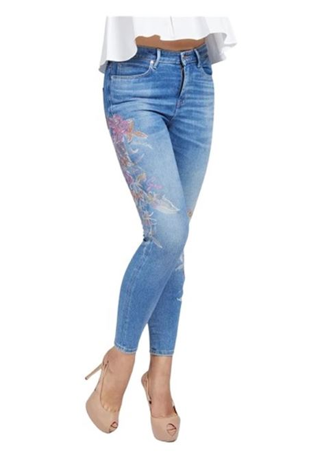 GUESS | Trousers | W1RA46D4AO2WFL0