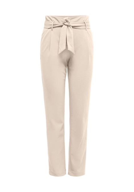 ONLY | Trousers | 15178680WHITECAPGRAY