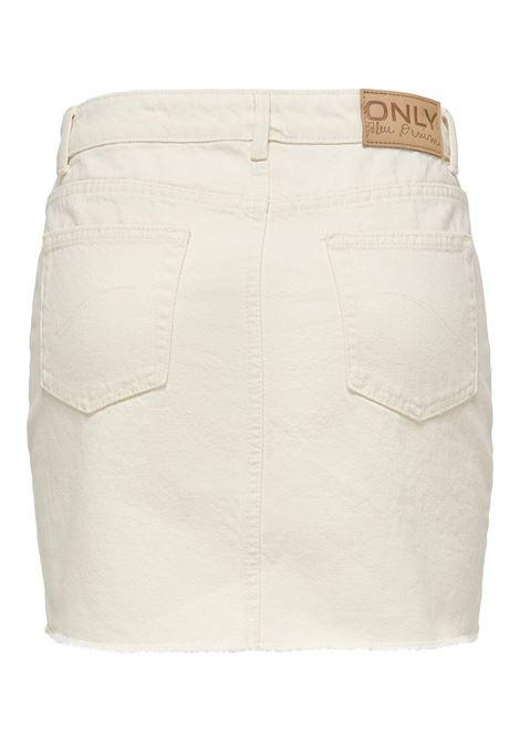 ONLY | Skirt | 15196686ECRU