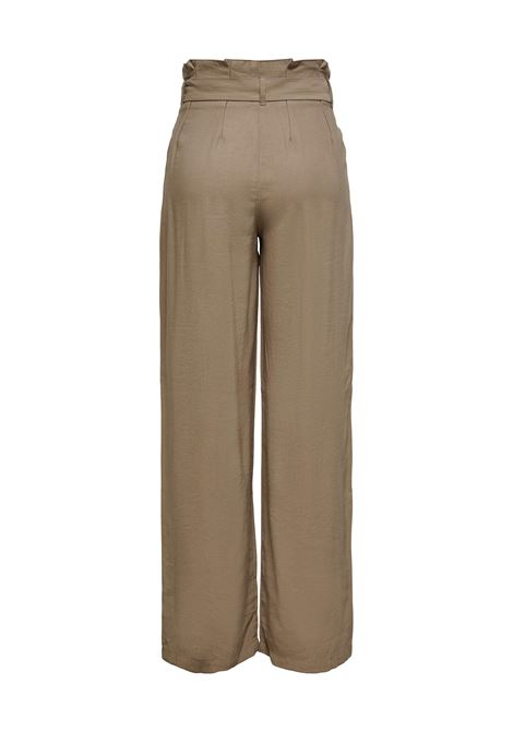 ONLY | Trousers | 15222194WALNUT