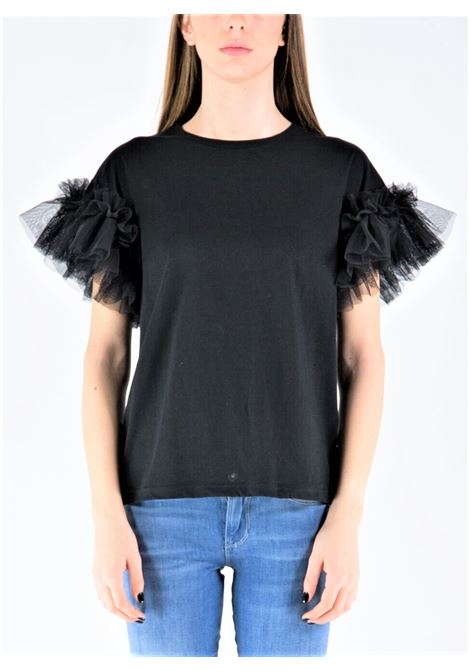 ONLLANI LIFE SS TULL TOP ONLY | Maglia | 15225688BLACK