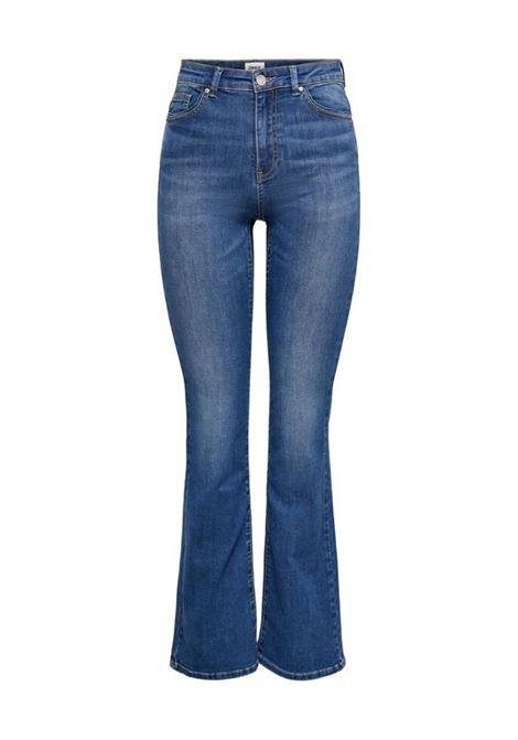ONLY | Trousers | 15225848MEDIUMBLUE DENIM