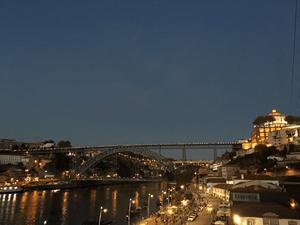 Porto Cruz view