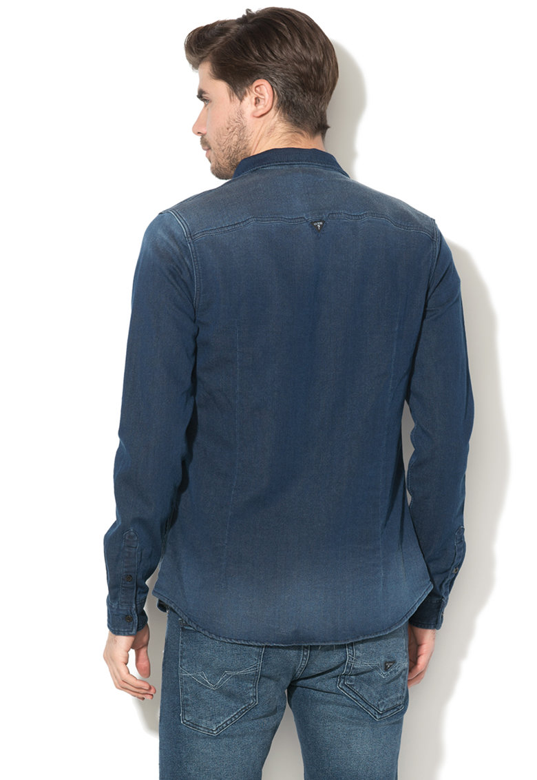 Camicia denim GUESS | Camicia | M74H02 D2701IMBL