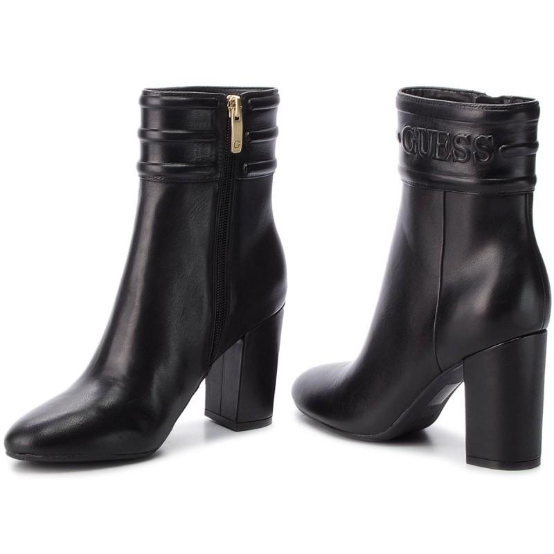 Tronchetto Adane GUESS FOOTWEAR | Scarpe | FLADN4 LEA10BLACK