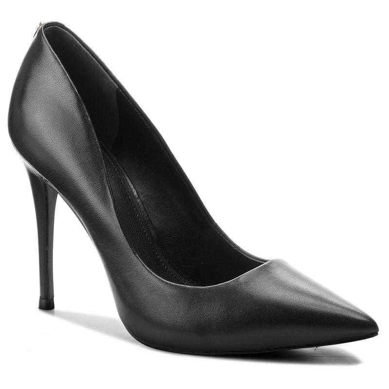 GUESS FOOTWEAR |  | FLOKY4 LEA08BLACK