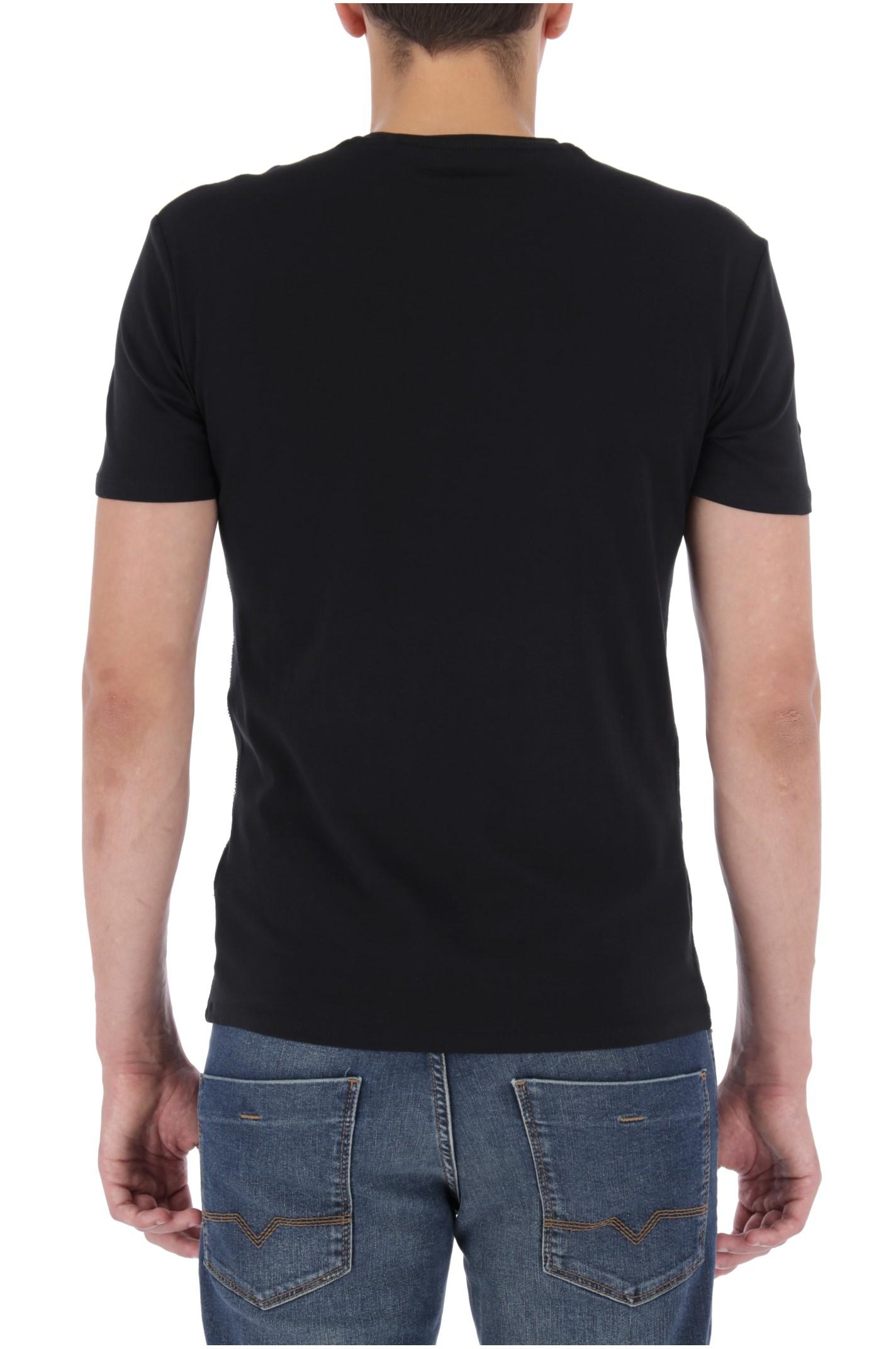 T-shirt super slim GUESS | T-shirt | M84I73 J1300JBLK