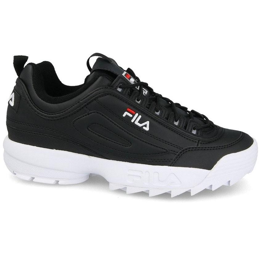 Sneakers Disruptor FILA FOOTWEAR | Scarpe | 101030225Y BLACK