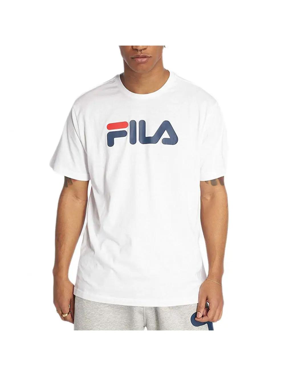 T-shirt Logo FILA   T-shirt   681093M67 BRIGHT WHITE