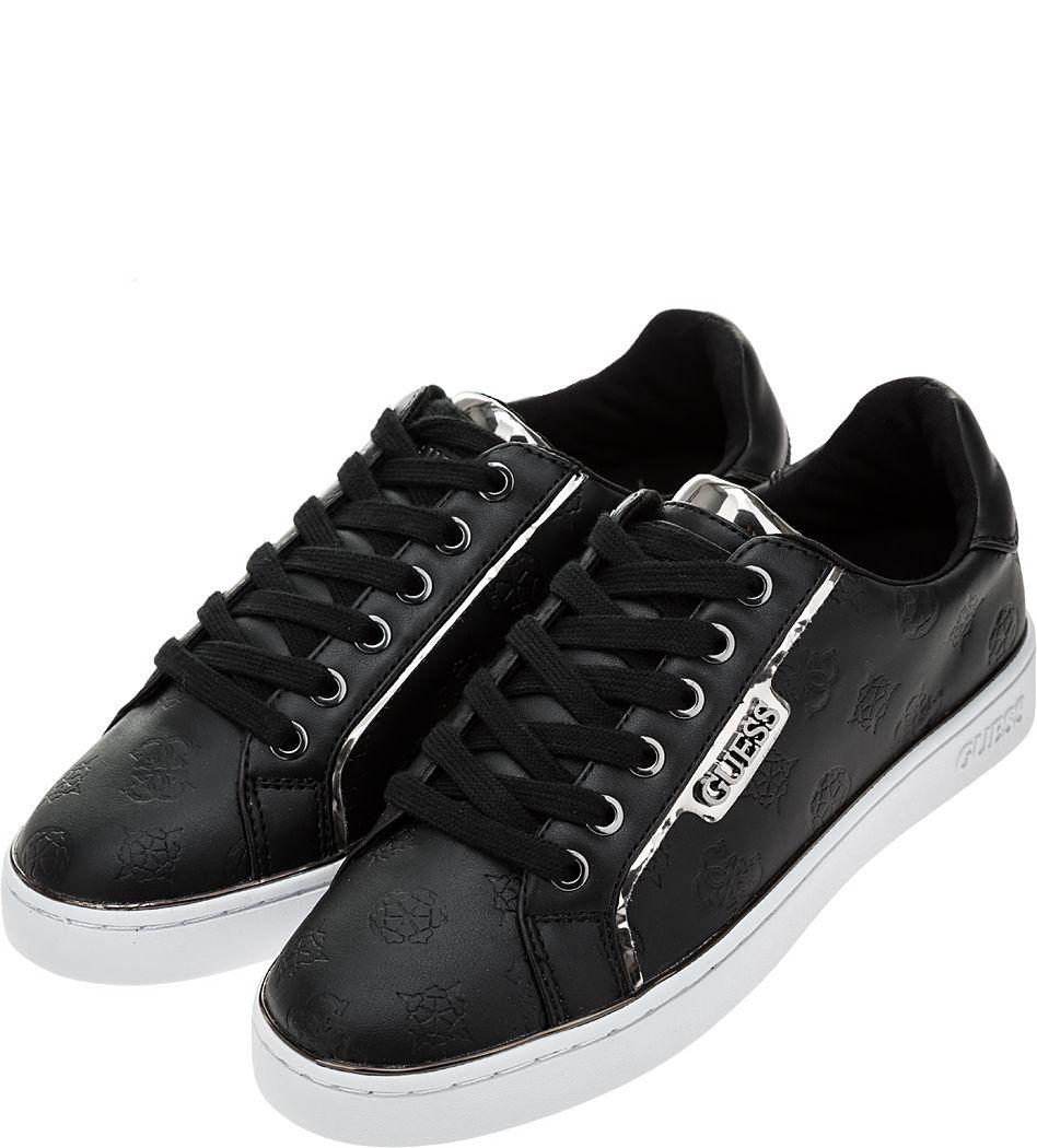 GUESS FOOTWEAR      FL7BAN ELE12BLACK
