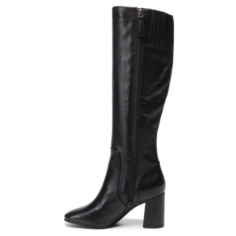 GUESS FOOTWEAR |  | FL8CA2 LEA11BLACK