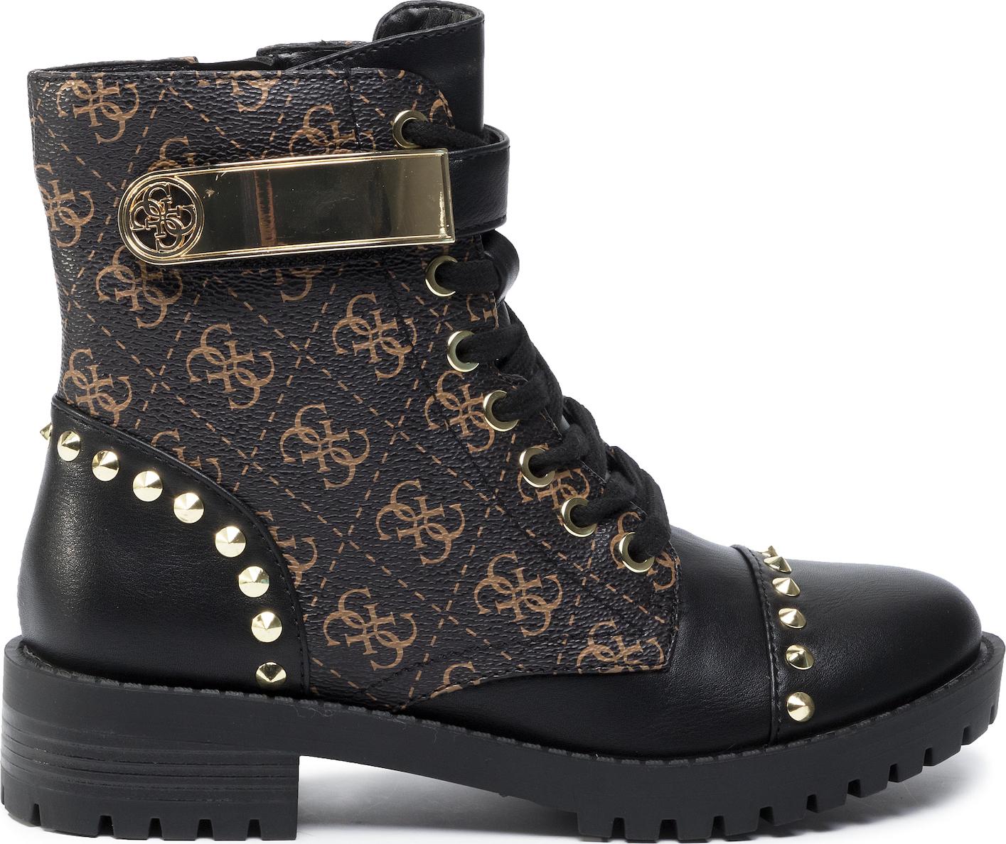 GUESS FOOTWEAR |  | FL8HHA FAL10BLKBR