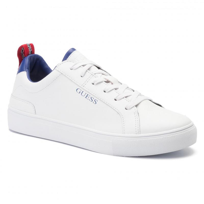 GUESS FOOTWEAR |  | FM7LUI LEA12WHITE