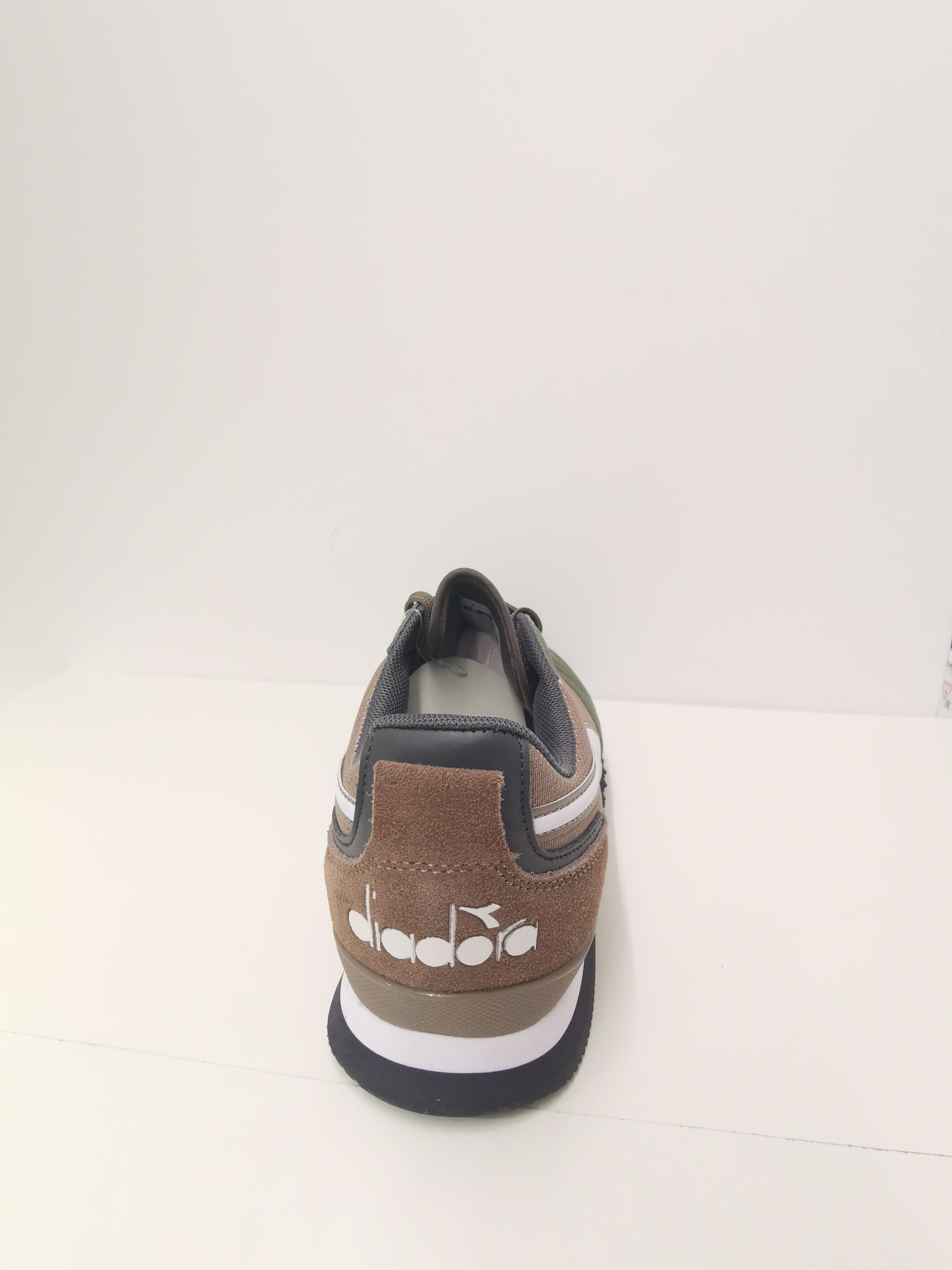 Sneaker olympia DIADORA | Scarpe | 101.17437670165 VERDE SANDALO