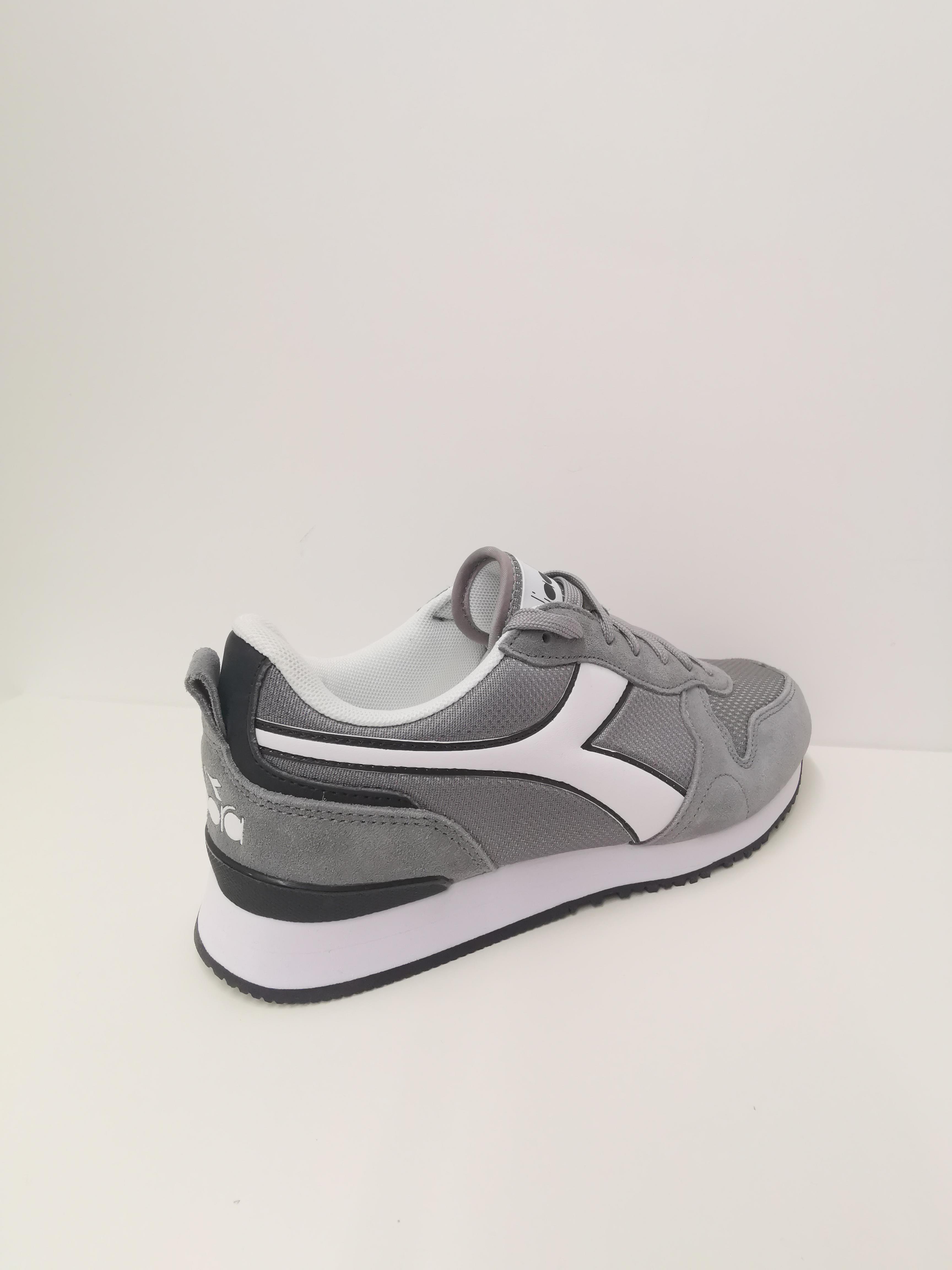 Sneaker olympia DIADORA | Scarpe | 101.17437675060 GRIGIO TORTORA