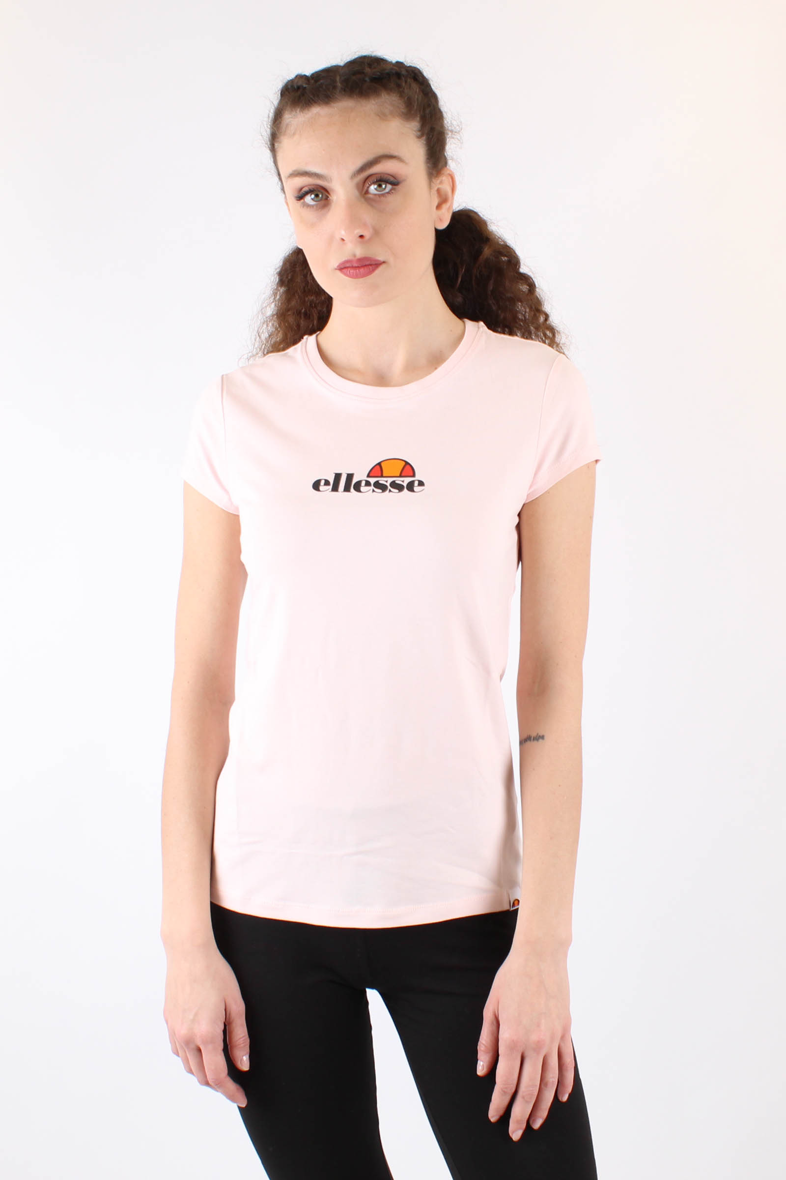 T-Shirt Girocollo ELLESSE | T-shirt | EHW202W20333 HEAVENLY PINK