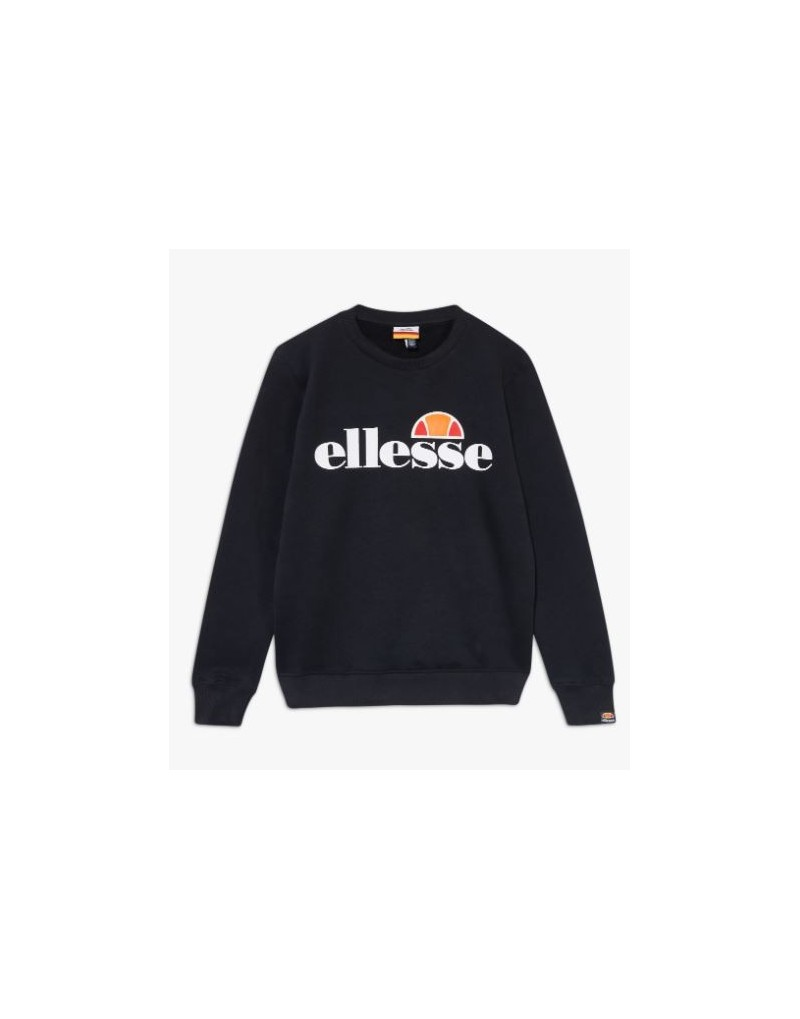 Felpa girocollo ELLESSE | Felpa | EHW254W20050 BLACK
