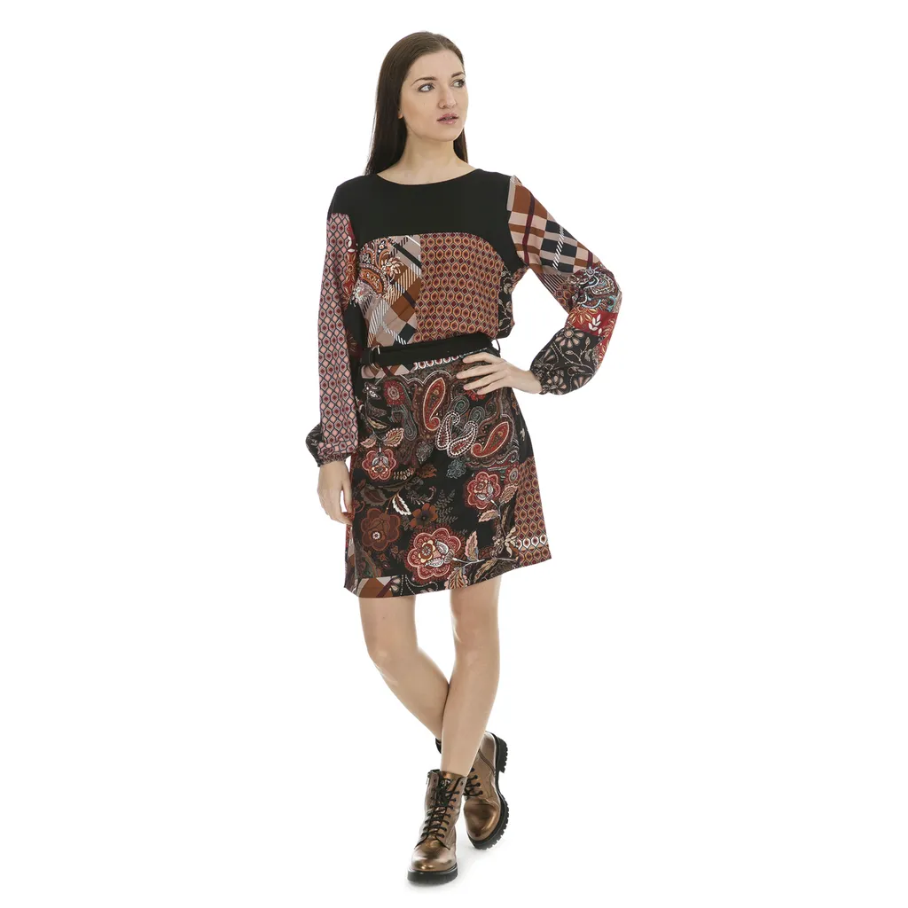 FLY GIRL |  | 9943/010773 PATCHWORK