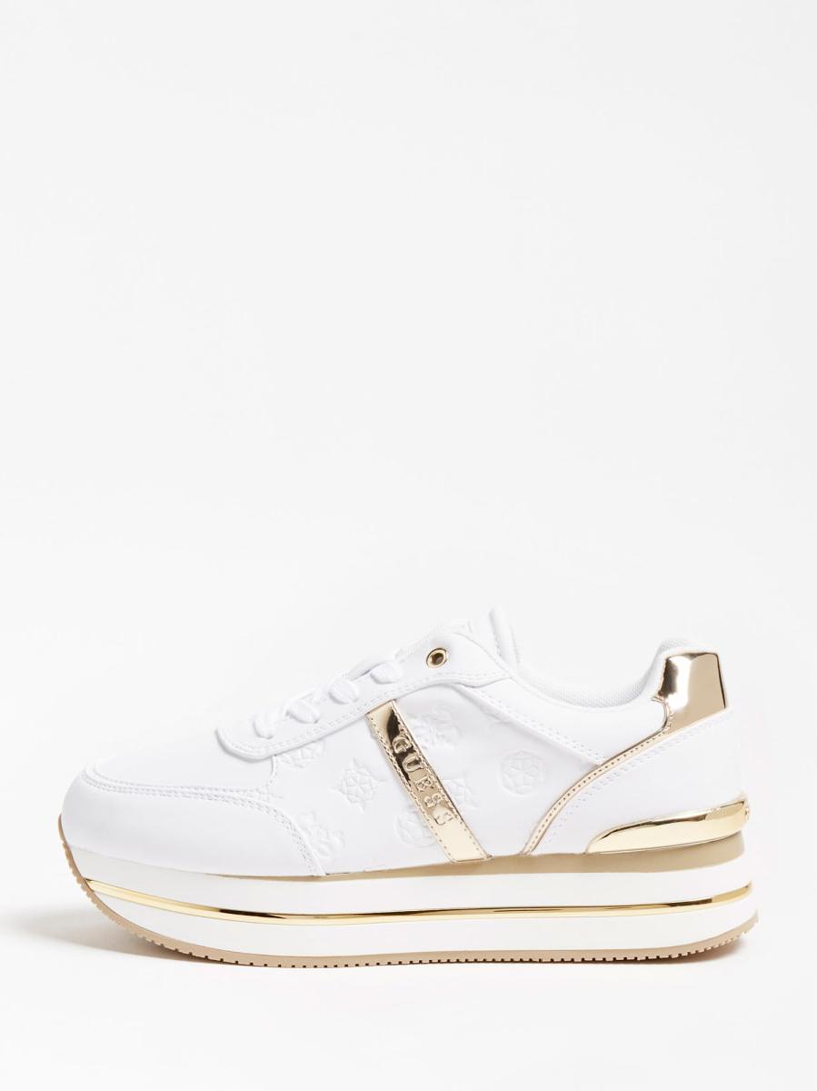 GUESS FOOTWEAR      FL7DFE FAL12WHITE