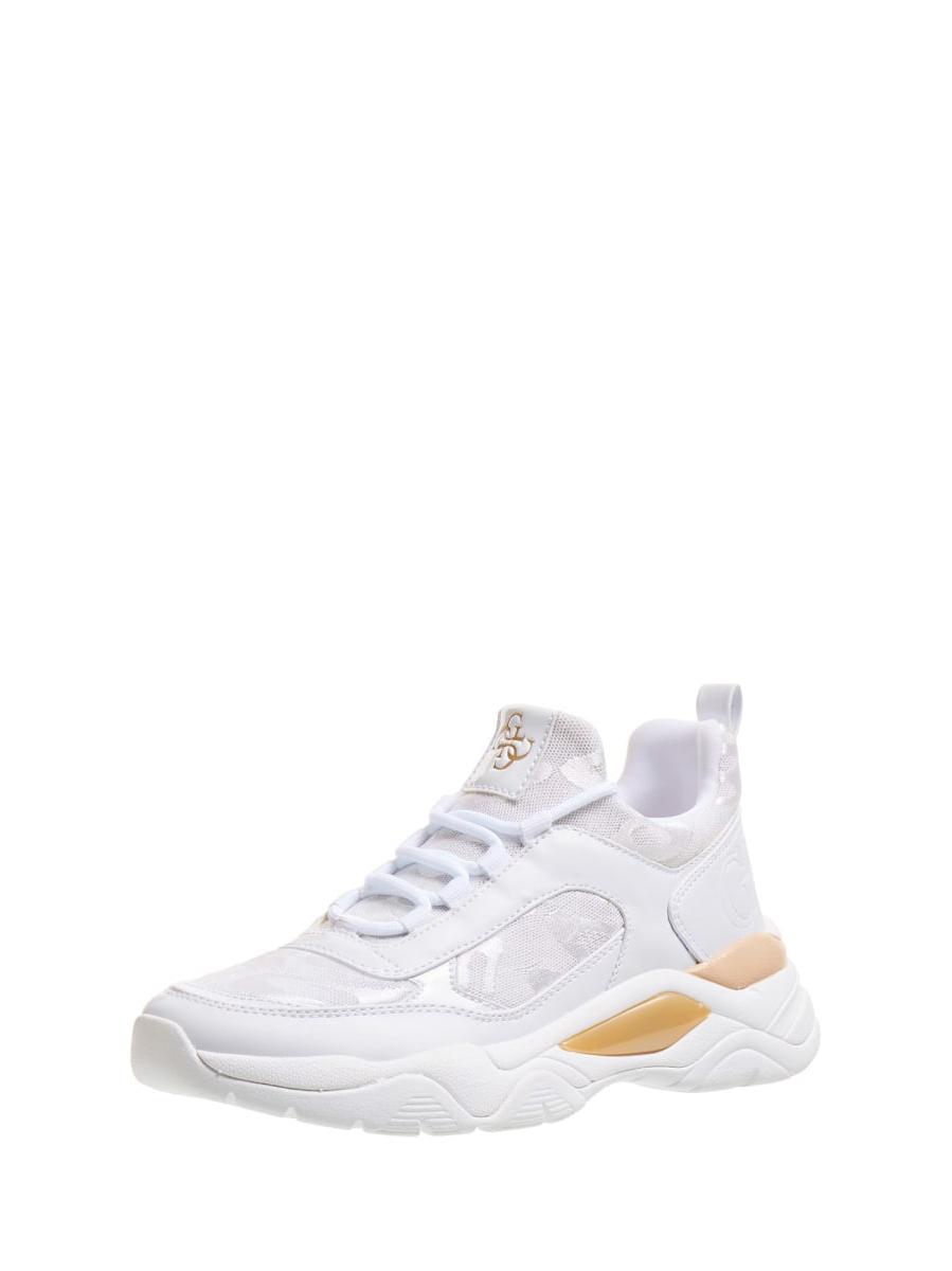 GUESS FOOTWEAR      FL7FRY FAP12WHITE
