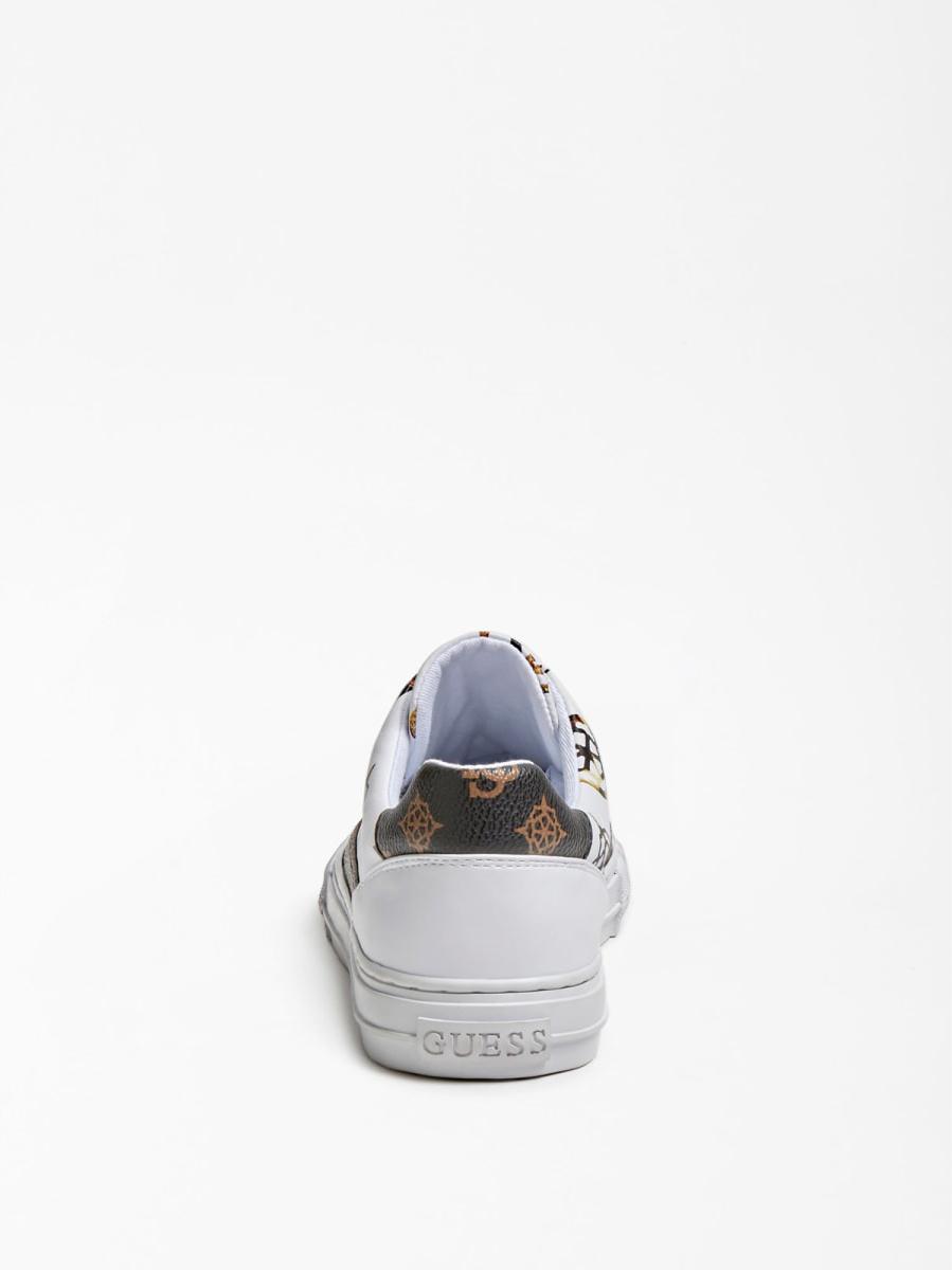 GUESS FOOTWEAR |  | FL8LUS FAL12WHITE