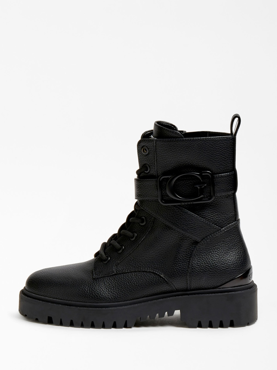 GUESS FOOTWEAR |  | FL8ONA ELE10BLACK