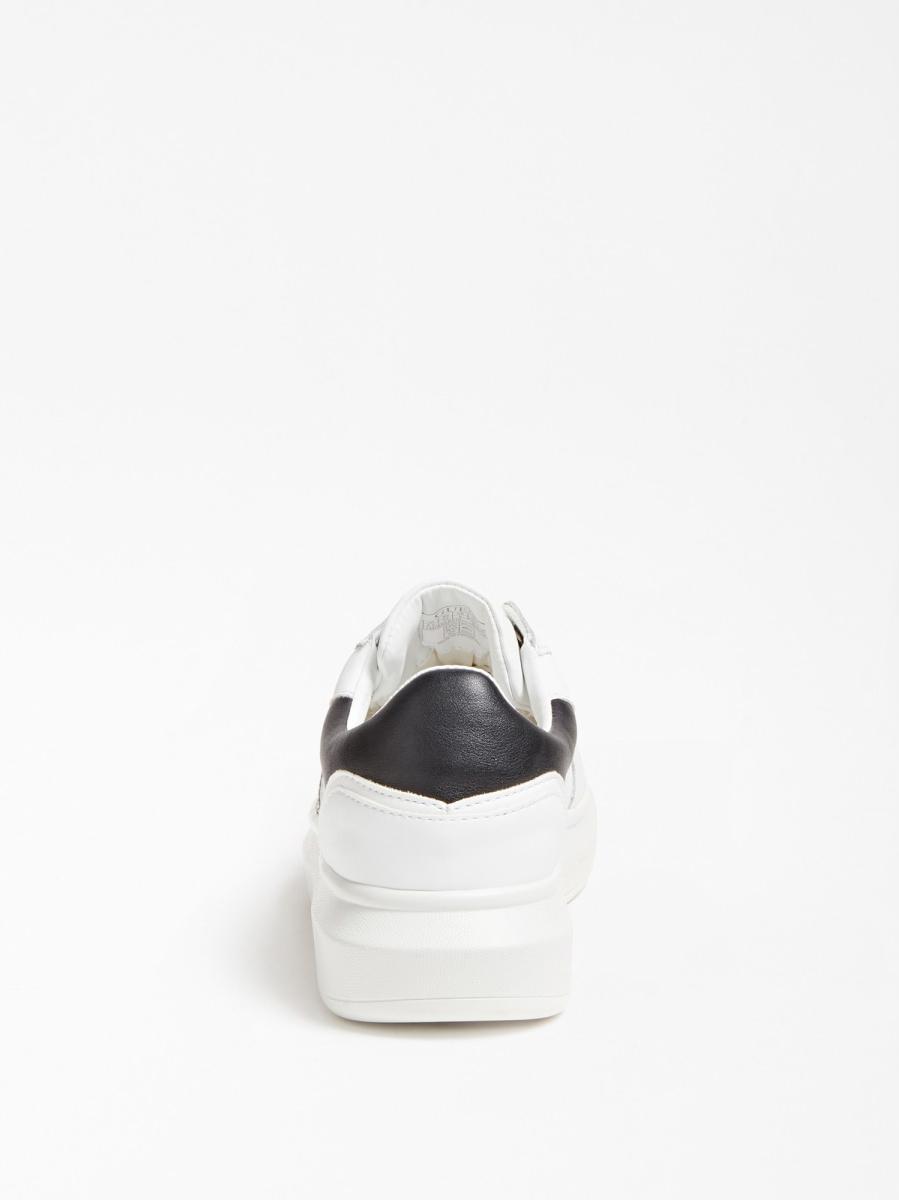 GUESS FOOTWEAR |  | FM7SAI LEA12WHITE