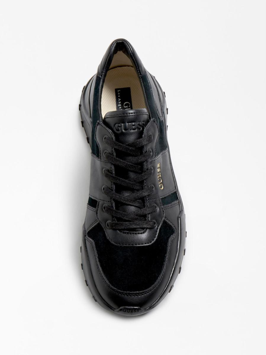 GUESS FOOTWEAR |  | FM8LCV SUE12BLACK