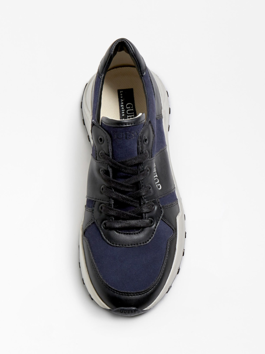GUESS FOOTWEAR |  | FM8LCV SUE12NAVY