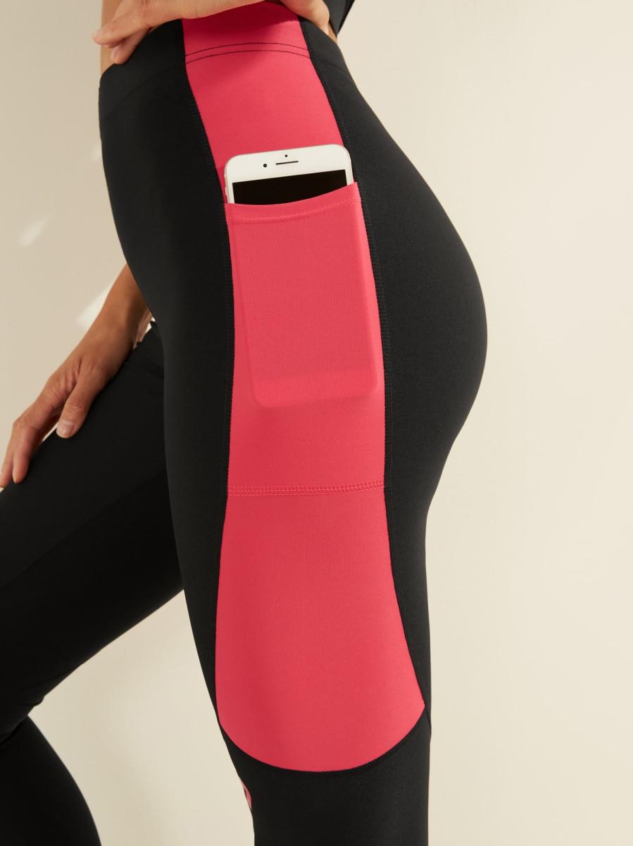Leggings con inserti GUESS UNDERWEAR | Pantalone | O0BA18 MC01PF400