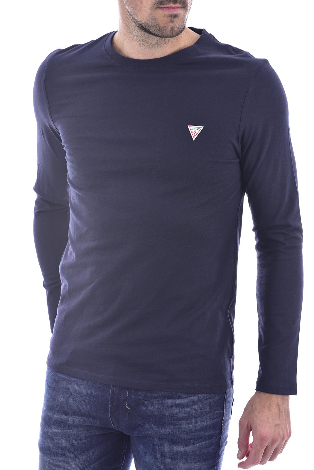 T-SHIRT GIROCOLLO GUESS | T-shirt | M0BI48 I3Z11G720