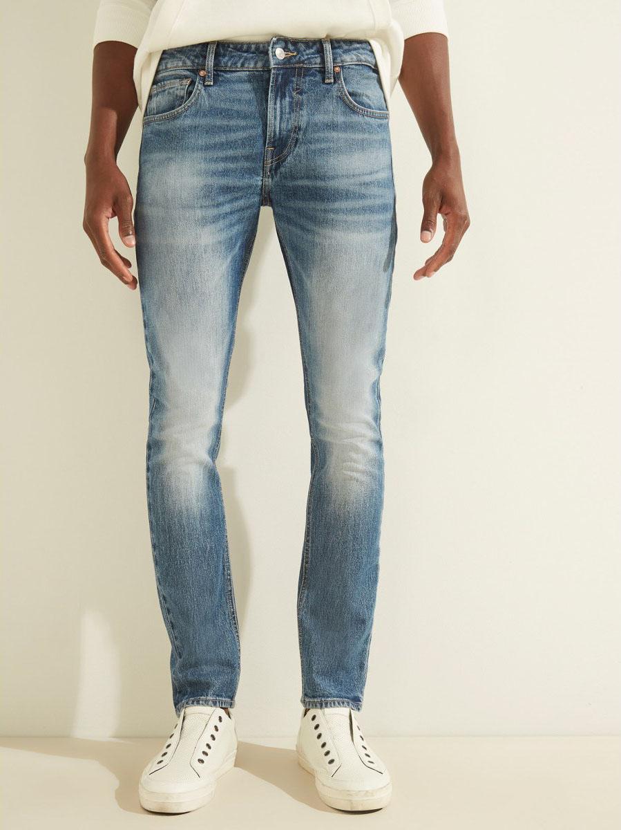 JEANS SKINNY GUESS | Jeans | M0YAN1 D4322HAWN