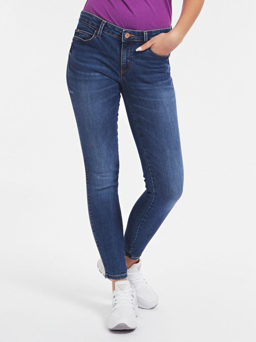 JEANS SKINNY GUESS | Jeans | W0YAJ2 D4484SHEF