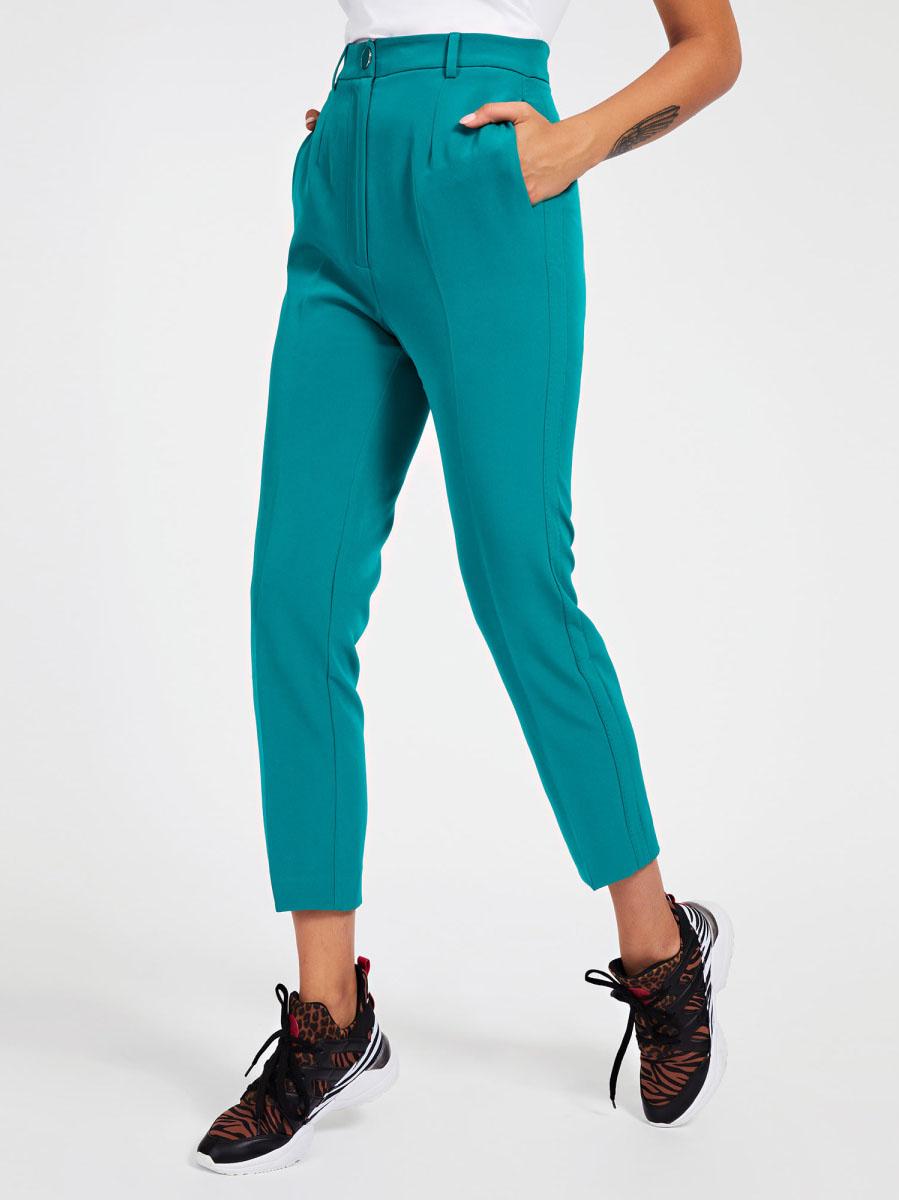 PANTALONE CRÊPE STRETCH GUESS   Pantalone   W0YB73 WB4H2RYJ