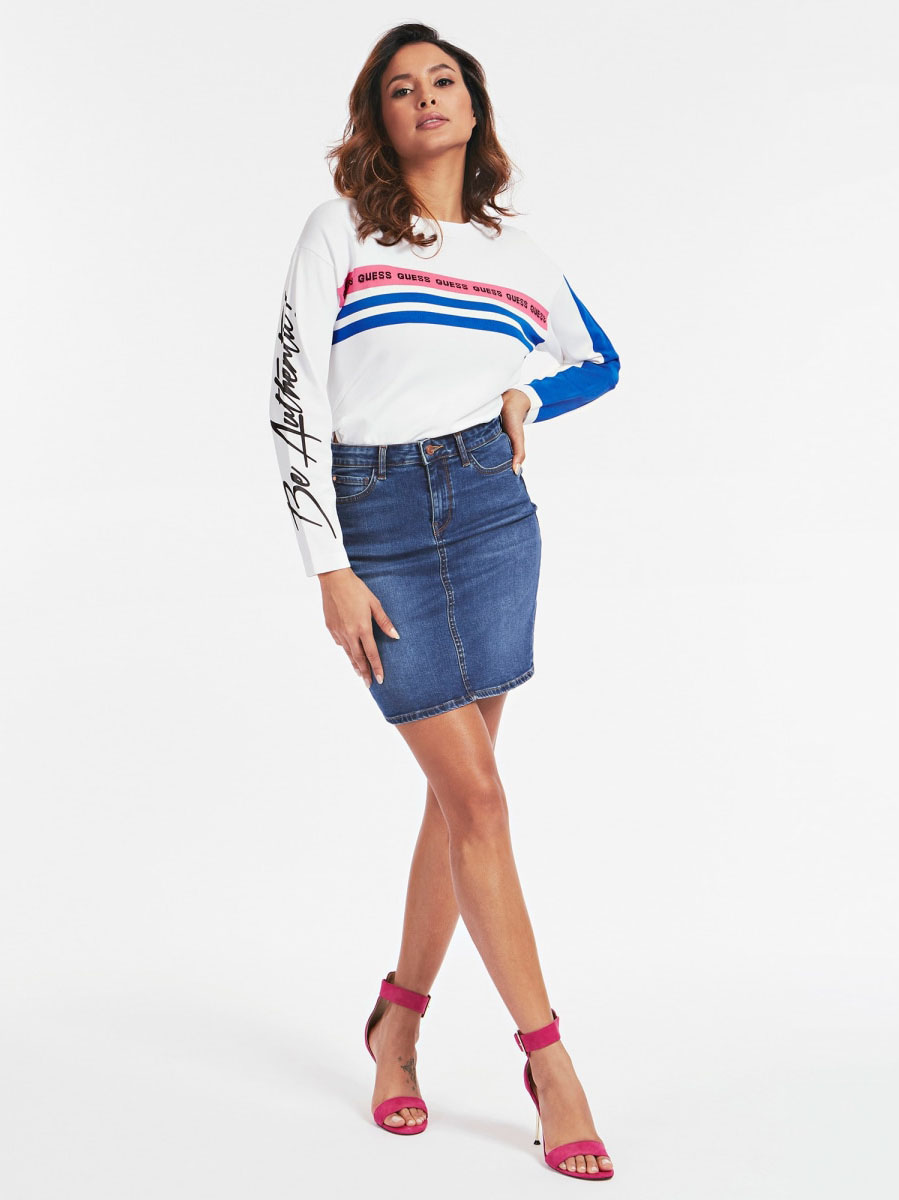 GONNA JEANS SLIM GUESS | Gonna | W0YD80 D4484SHEF
